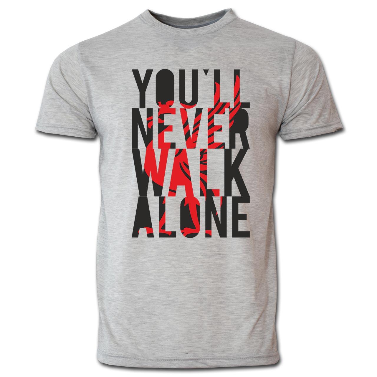تی شرت مردانه طرح لیورپول کد 5A1