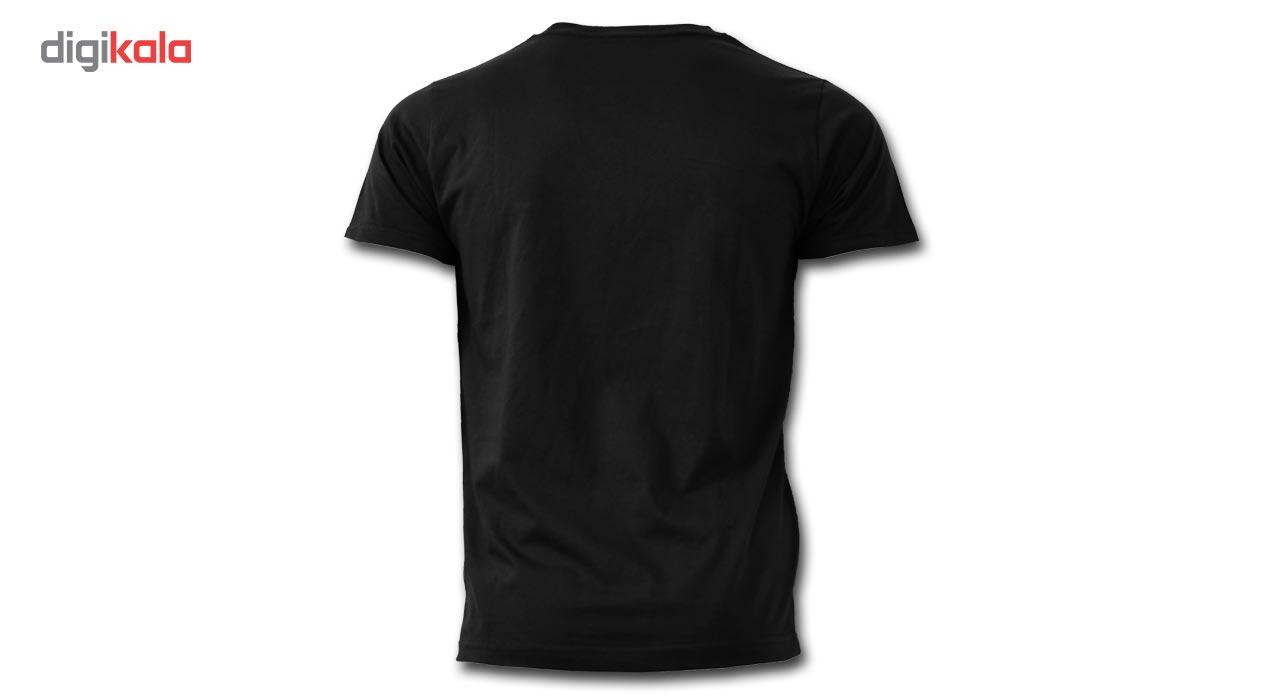 تی شرت مردانه طرح لیورپول کد 6A1