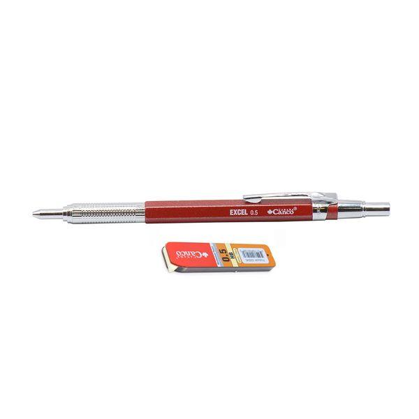 ست مداد نوکی 0.5 و نوک 0.5 میلی متری کنکو کد 3