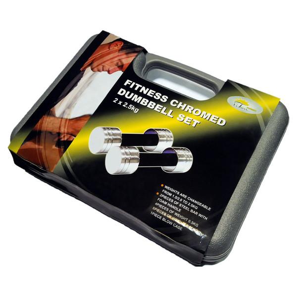 دمبل تایتان فیتنس مدل 4053 بسته 2 عددی