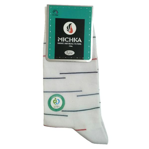 جوراب مردانه میچکا مدل MN333-9