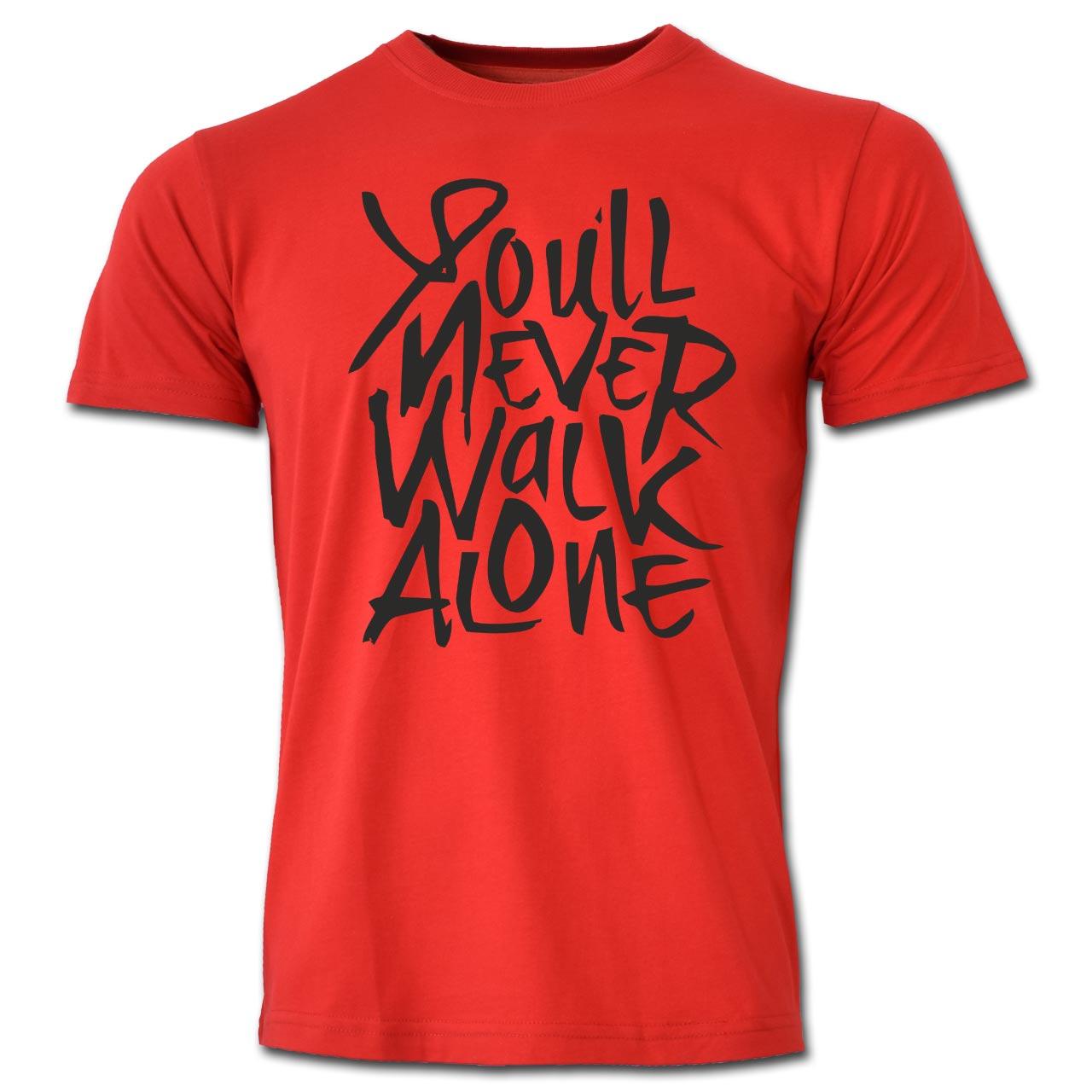 تی شرت مردانه طرح لیورپول کد 11A2