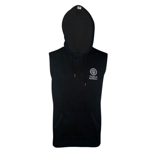 سویشرت مردانه فرانکلین مارشال مدل Hooded No Sleeve کد 076B