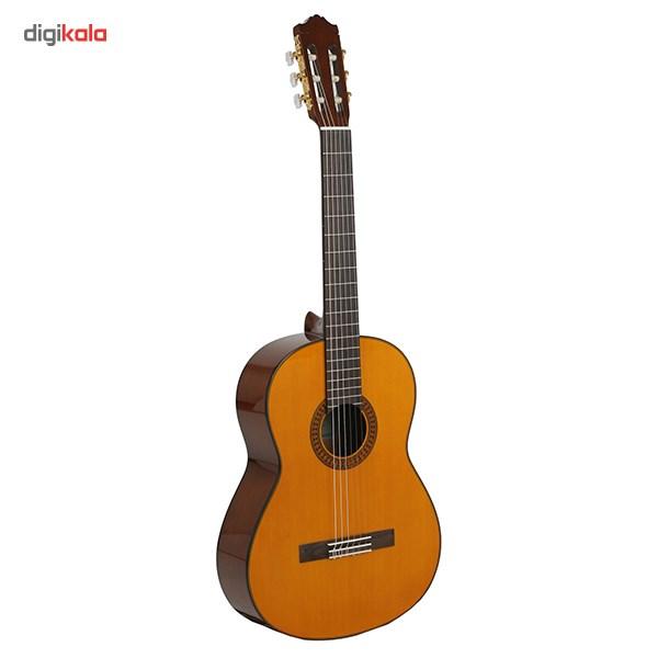 گیتار کلاسیک یاماها مدل C80  Yamaha C80 Classaical Guitar