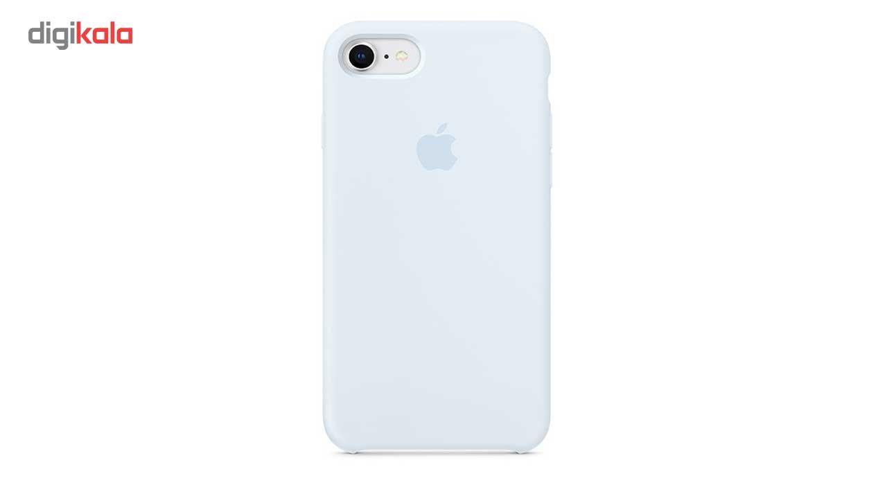 کاور سیلیکونی پروتکتیو کیس مدل Hyper Protector مناسب برای گوشی موبایل اپل iPhone 8 به همراه محافظ صفحه نمایش main 1 4