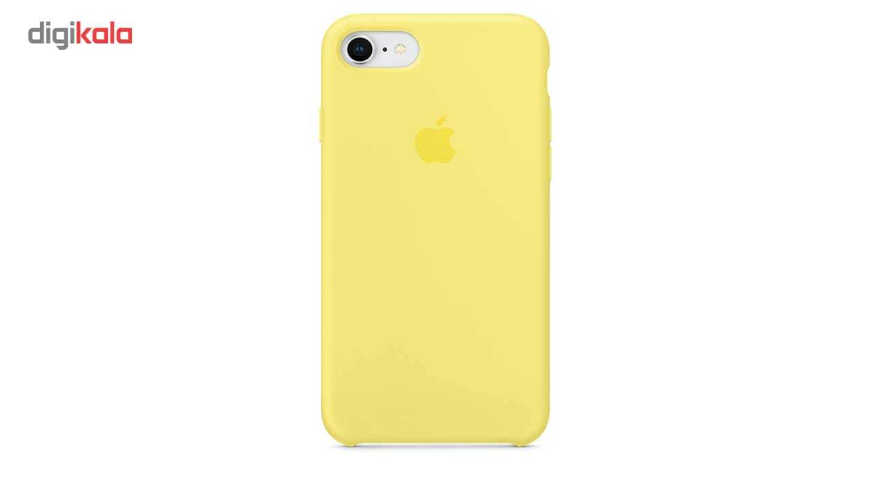 کاور سیلیکونی پروتکتیو کیس مدل Hyper Protector مناسب برای گوشی موبایل اپل iPhone 8 به همراه محافظ صفحه نمایش main 1 5