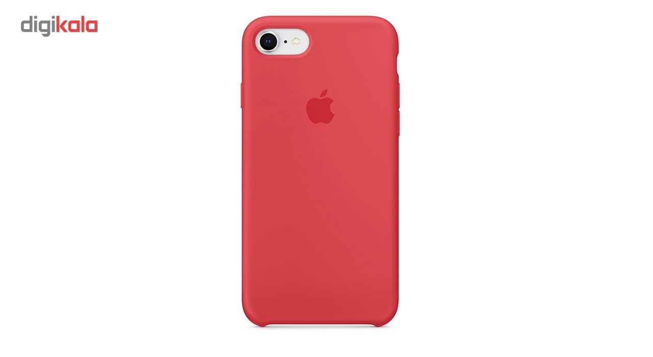 کاور سیلیکونی پروتکتیو کیس مدل Hyper Protector مناسب برای گوشی موبایل اپل iPhone 8 به همراه محافظ صفحه نمایش main 1 6