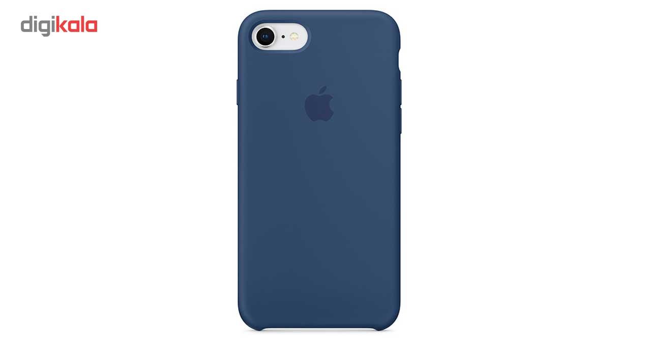 کاور سیلیکونی پروتکتیو کیس مدل Hyper Protector مناسب برای گوشی موبایل اپل iPhone 8 به همراه محافظ صفحه نمایش main 1 7