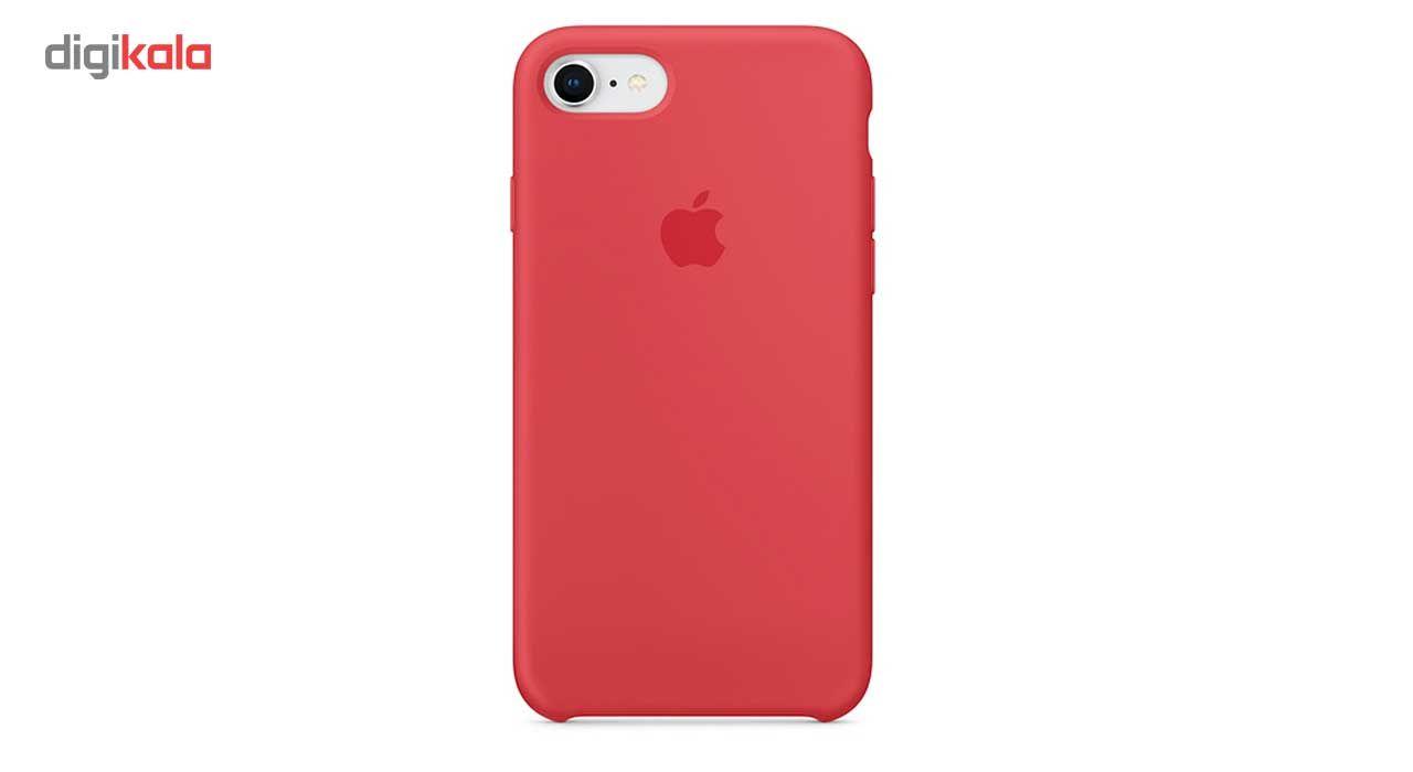 کاور سیلیکونی پروتکتیو کیس مدل Hyper Protector مناسب برای گوشی موبایل اپل iPhone 8 به همراه محافظ صفحه نمایش main 1 8