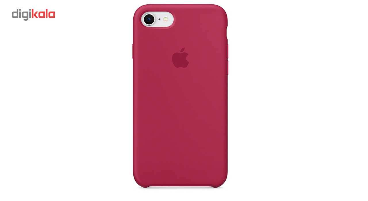 کاور سیلیکونی پروتکتیو کیس مدل Hyper Protector مناسب برای گوشی موبایل اپل iPhone 8 به همراه محافظ صفحه نمایش main 1 9