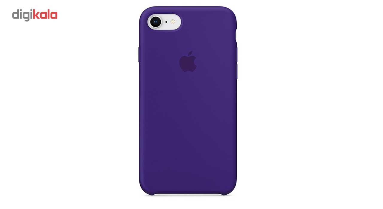 کاور سیلیکونی پروتکتیو کیس مدل Hyper Protector مناسب برای گوشی موبایل اپل iPhone 8 به همراه محافظ صفحه نمایش main 1 10