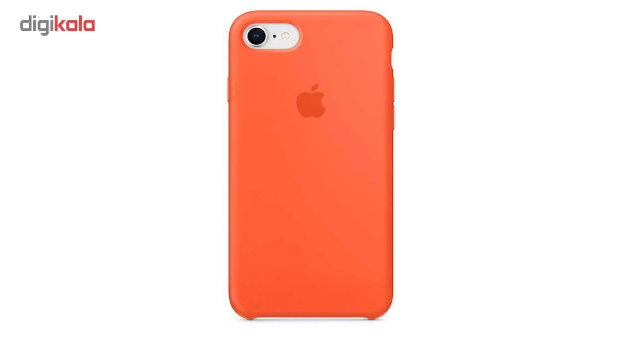 کاور سیلیکونی پروتکتیو کیس مدل Hyper Protector مناسب برای گوشی موبایل اپل iPhone 8 به همراه محافظ صفحه نمایش main 1 12