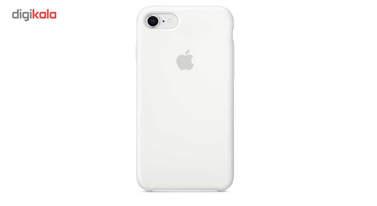 کاور سیلیکونی پروتکتیو کیس مدل Hyper Protector مناسب برای گوشی موبایل اپل iPhone 8 به همراه محافظ صفحه نمایش main 1 13