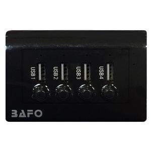 هاب USB 2.0 چهار پورت بافو مدل BF-H303