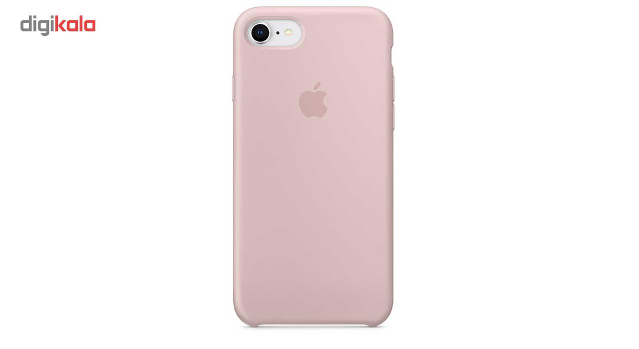 کاور سیلیکونی پروتکتیو کیس مدل Hyper Protector مناسب برای گوشی موبایل اپل iPhone 8 به همراه محافظ صفحه نمایش main 1 14