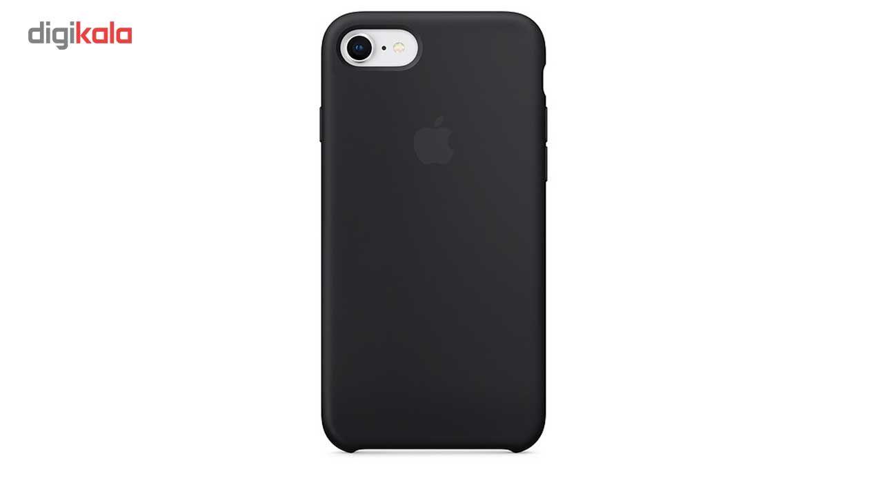 کاور سیلیکونی پروتکتیو کیس مدل Hyper Protector مناسب برای گوشی موبایل اپل iPhone 8 به همراه محافظ صفحه نمایش main 1 16