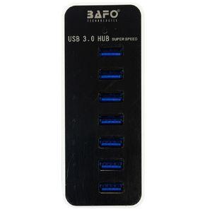 هاب USB 3.0 هفت پورت بافو مدل BF-H306