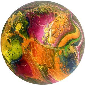 تابلو نقاشی گالری سپید آرت کد 1101