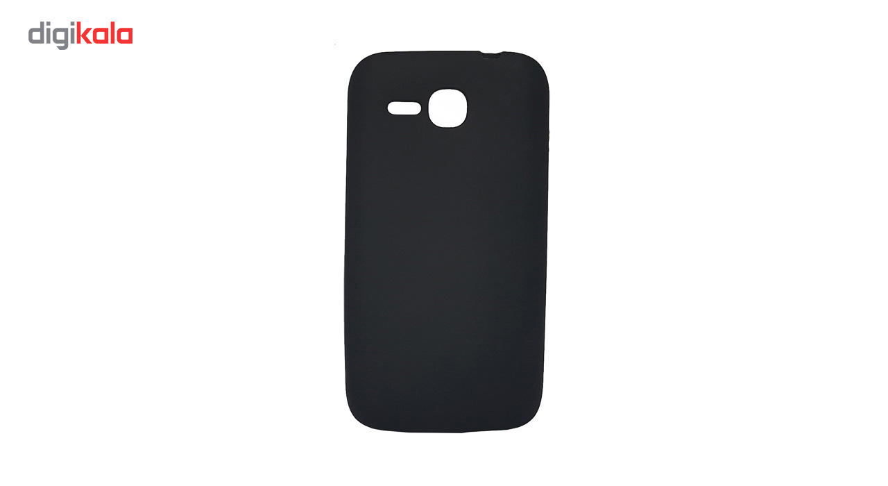 کاور ژله ای مدل Soft TPU مناسب برای گوشی موبایل هواوی Huawei Y600 main 1 1