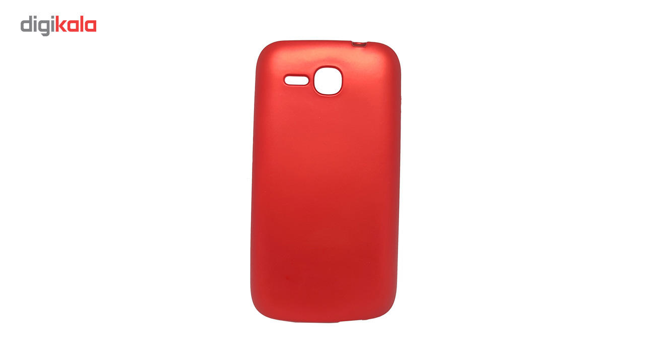 کاور ژله ای مدل Soft TPU مناسب برای گوشی موبایل هواوی Huawei Y600 main 1 2