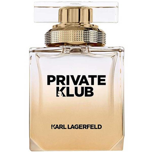 ادو پرفیوم زنانه کارل لاگرفلد مدل Private Klub حجم 85 میلی لیتر