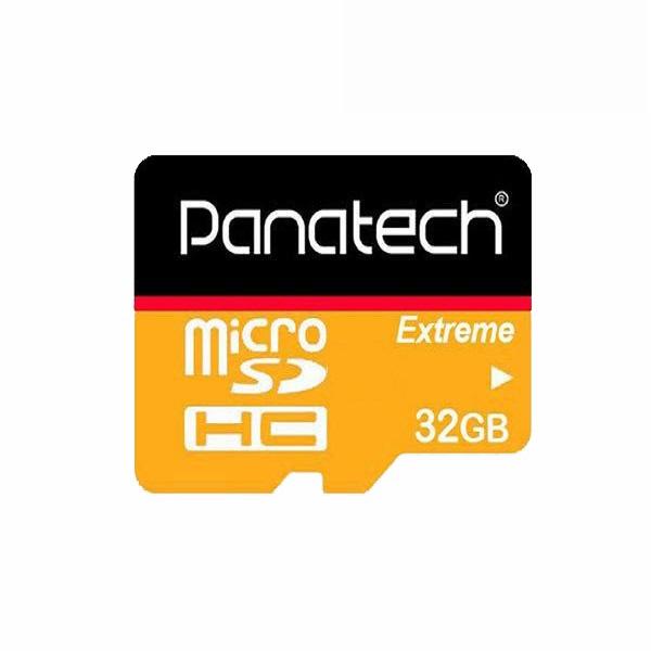 کارت حافظه microSDHC پاناتک مدل Mi210 کلاس 10 استاندارد UHS-I U1 سرعت 30MBps ظرفیت 32 گیگابایت