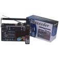 رادیو ضبط و اسپیکر مکسیدر مدل MX_RA2114CT thumb 1