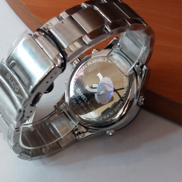 ساعت مچی عقربه ایمردانه دنیل کلین مدل DK 1.12408.3