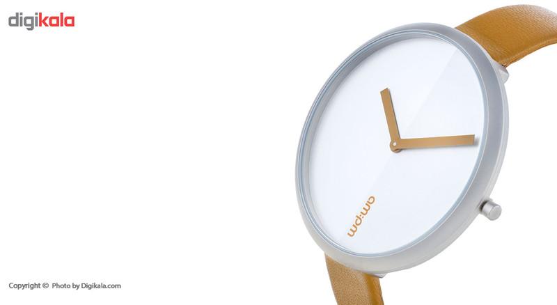 ساعت مچی عقربه ای ای ام:پی ام مدل PD149-L314 - ای ام پی ام