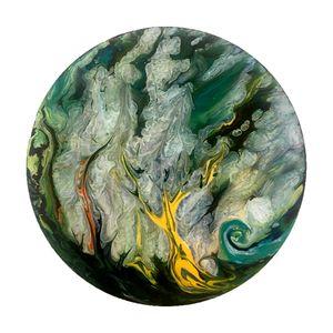 تابلو نقاشی گالری سپیدآرت کد 1102