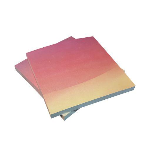 کاغذ یادداشت چسب دار طرح غروب کد BSB-1404 بسته 2 عددی
