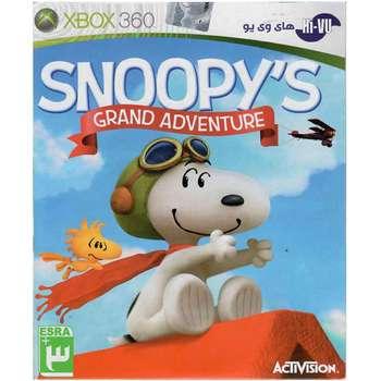 بازی Snoopys Grand Adventure مخصوص Xbox 360