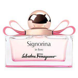 تستر ادو تویلت زنانه سالواتوره فراگامو مدل Signorina In Fiore حجم 100 میلی لیتر