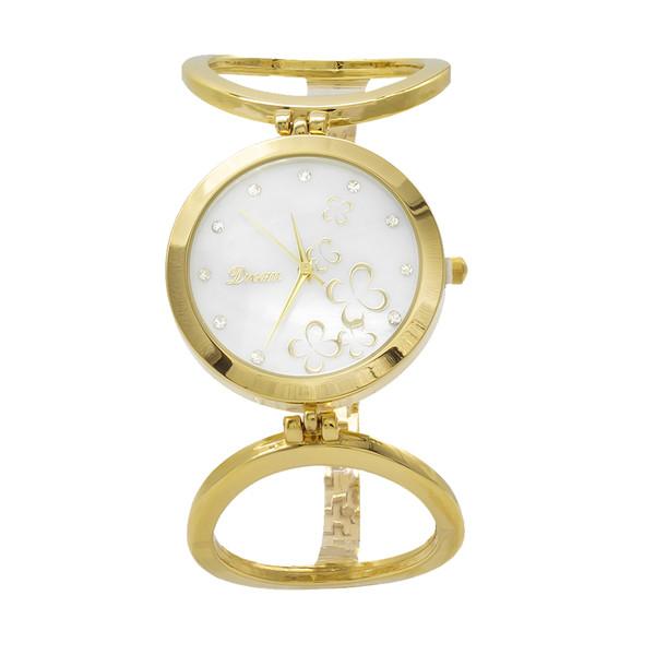 ساعت مچی عقربه ای زنانه دریم کد 022