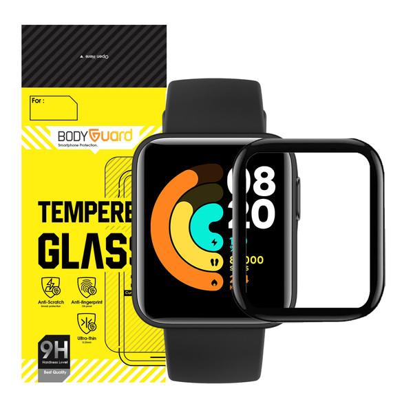 محافظ صفحه نمایش بادیگارد مدل PMMA مناسب برای ساعت هوشمند شیائومی Mi Watch Lite