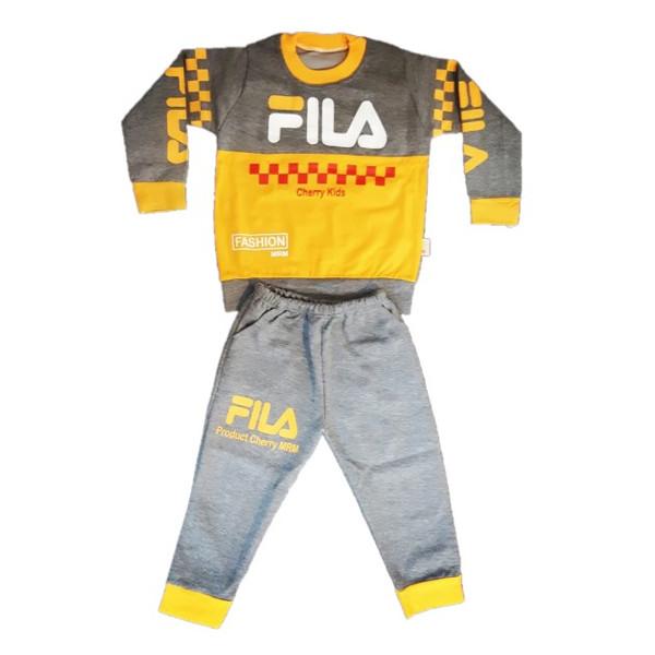 ست تی شرت و شلوار بچگانه مدل کودک زیبا کد 187