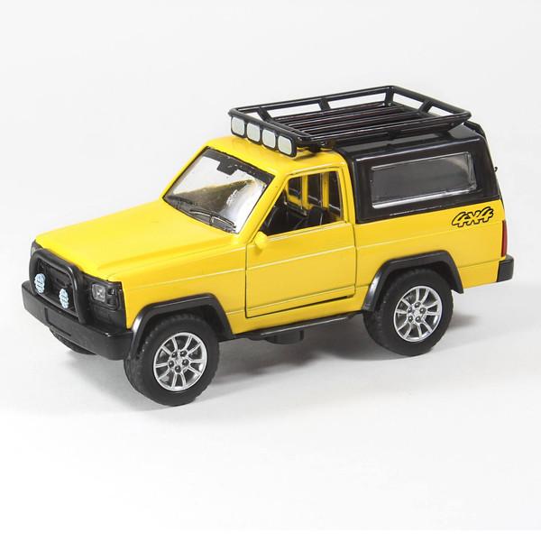 ماشین بازی مدل نیسان پاترول مدل 115