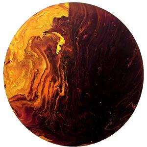تابلو نقاشی گالری سپیدآرت کد 1103