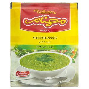 سوپ سبزیجات مهنام 75 گرم