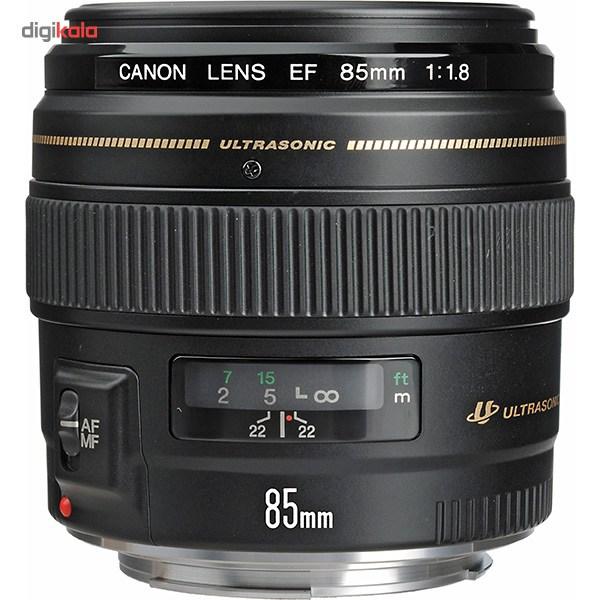 لنز کانن EF 85mm F/1.8 USM