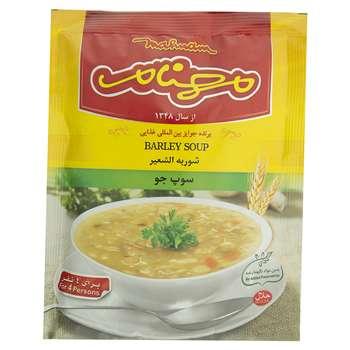 سوپ جو مهنام مقدار 75 گرم