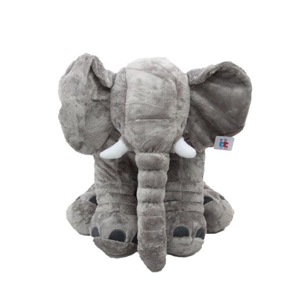 عروسک تاپ تویز مدل فیل بالشتی ارتفاع 50 سانتی متر
