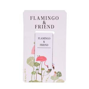 نشانگر کتاب مگنتی مدل Flamingo and friend 2