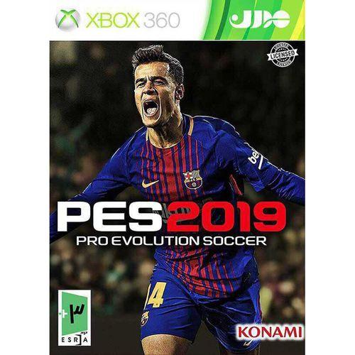 بازی Pro Evolution Soccer 2019 مخصوص ایکس باکس 360
