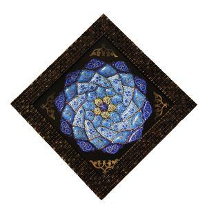 تابلو بشقاب میناکاری کد tm15-8
