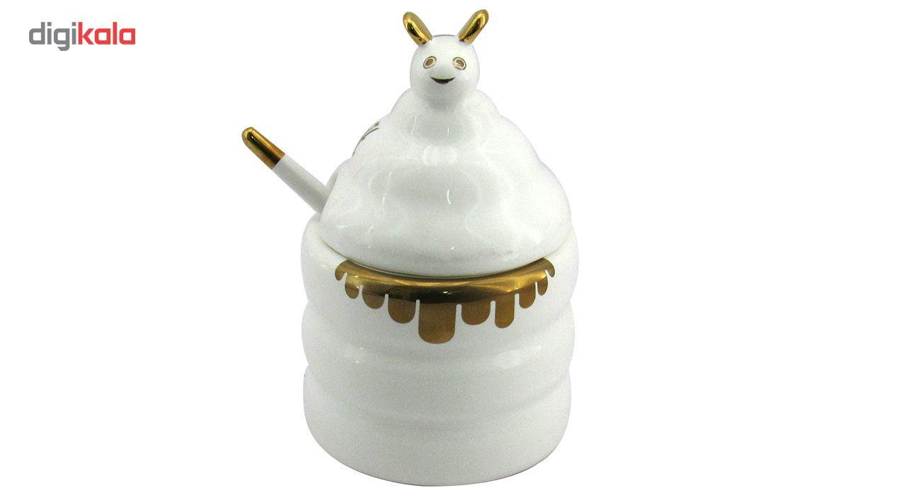 ظرف عسل خوری آوید مدل Honey main 1 1