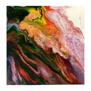 تابلو نقاشی گالری سپیدآرت کد 1105