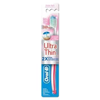 مسواک اورال بی سری UltraThin مدل Pro Gum Care با برس خیلی نرم