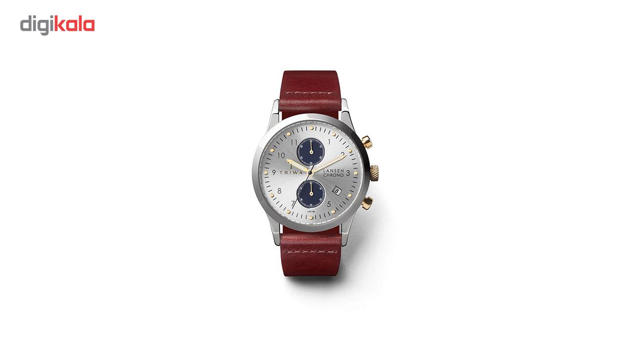 ساعت مچی عقربه ای تریوا مدل Loch Lansen Chrono