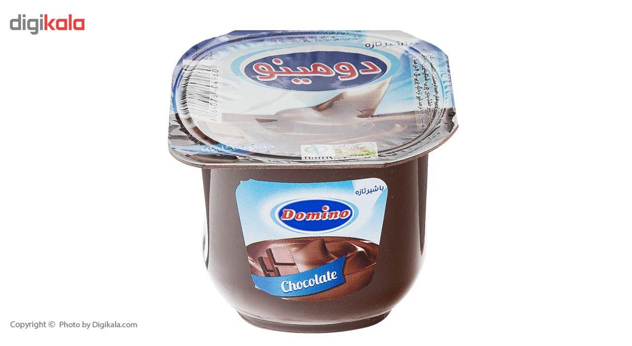 دسر شکلاتی دومینو مقدار 100 گرم main 1 1
